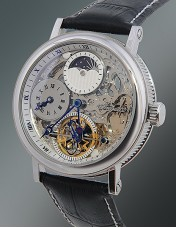 Breguet Skeleton Complications